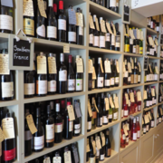 Independent wine shops small